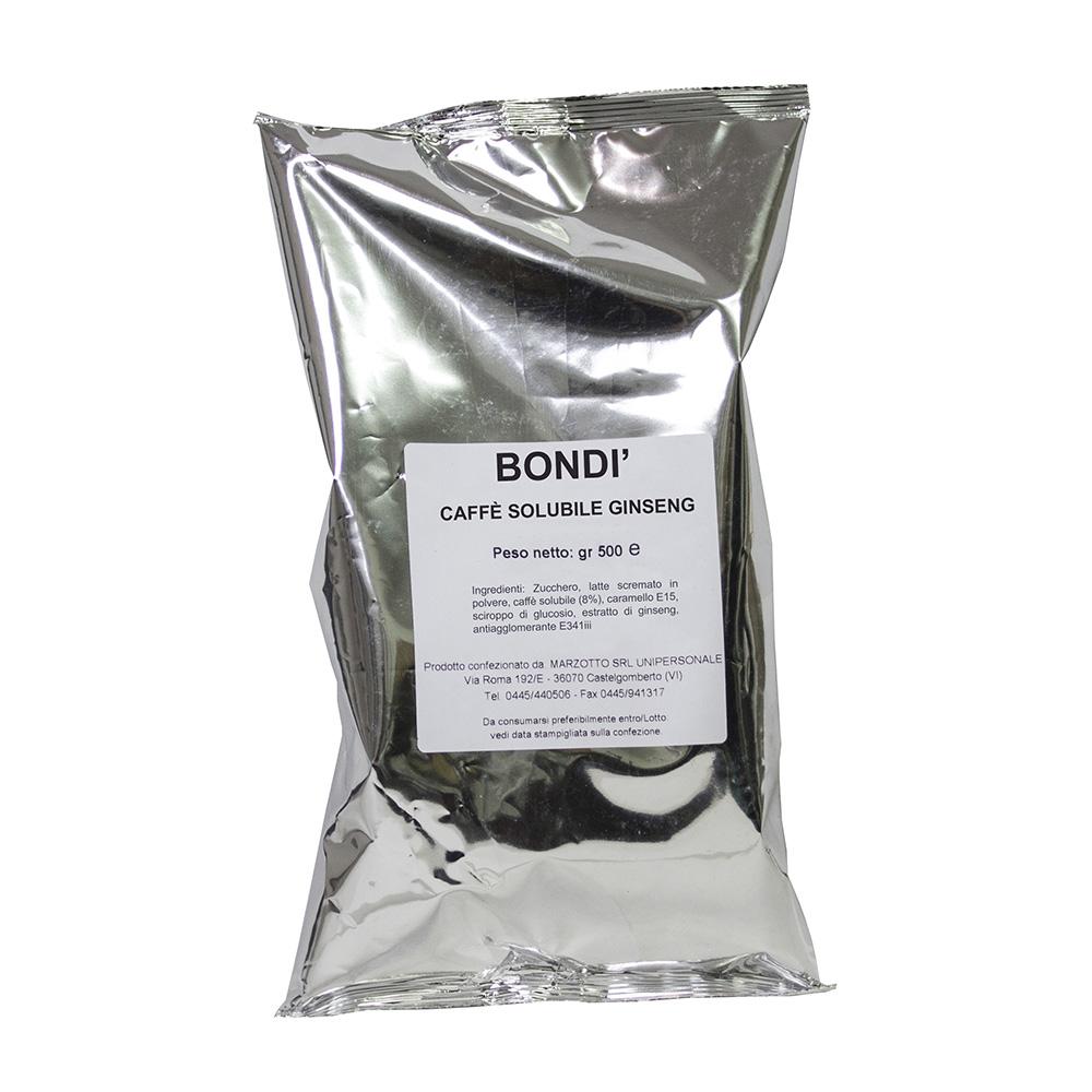Confezione di Caffè al Ginseng solubile Caffè Noir - 500 grammi
