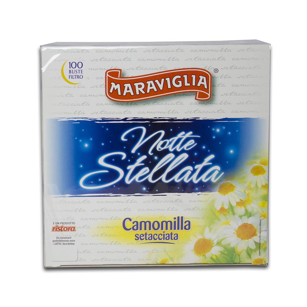 Confezione di Camomilla Maraviglia in buste