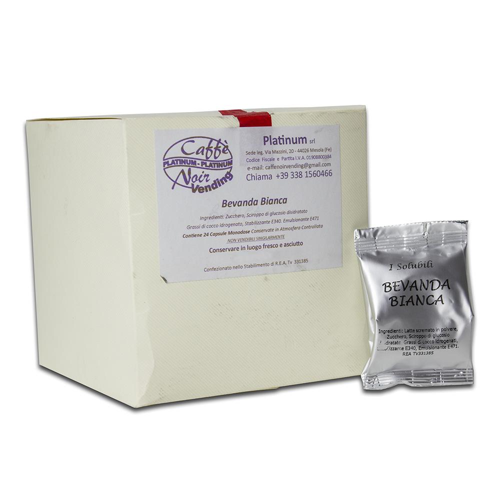 Confezione di Bevanda Bianca in capsule Caffè Noir