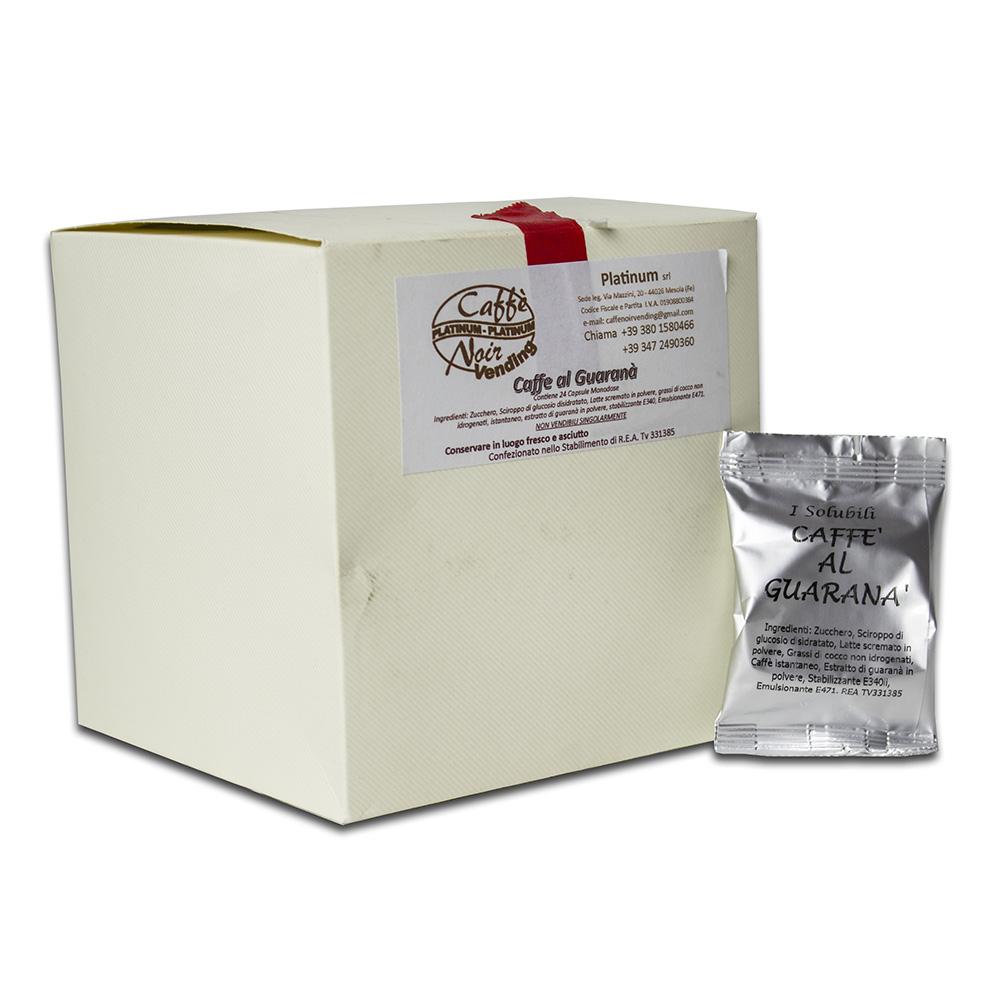 Confezione di Caffè al Guaranà in capsule Caffè Noir