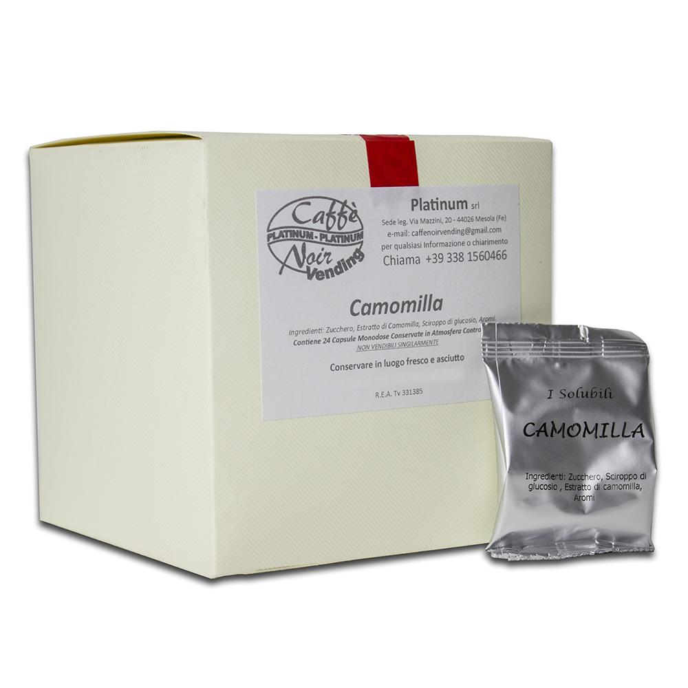 Confezione di Camomilla in capsule Caffè Noir